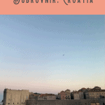 A Perfect One Day in Dubrovnik Itinerary 3