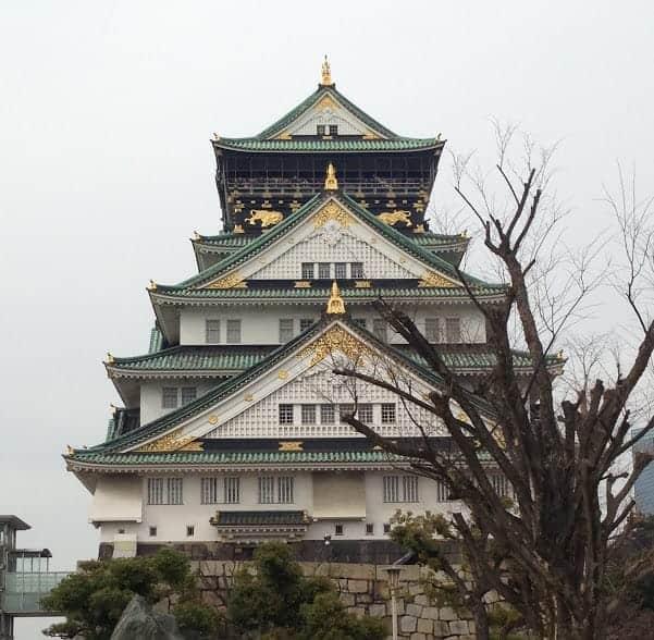 24 Hours in Osaka, Japan 4