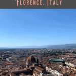 A Perfect One Day in Florence Italy 1