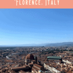 A Perfect One Day in Florence Italy 2