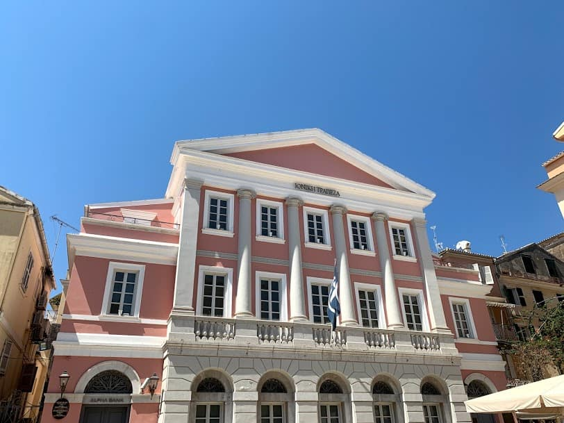 one day in corfu itinerary