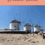A Perfect One Day in Mykonos Itinerary 2