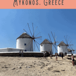 A Perfect One Day in Mykonos Itinerary