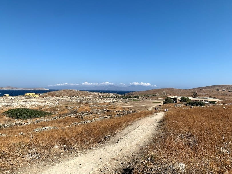 one day in mykonos itinerary