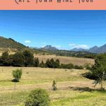 1 Best Cape Town Wine Tour 1