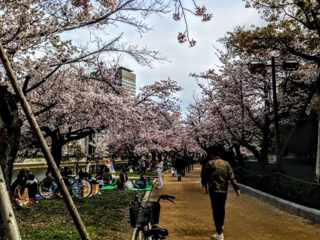 one day in hiroshima