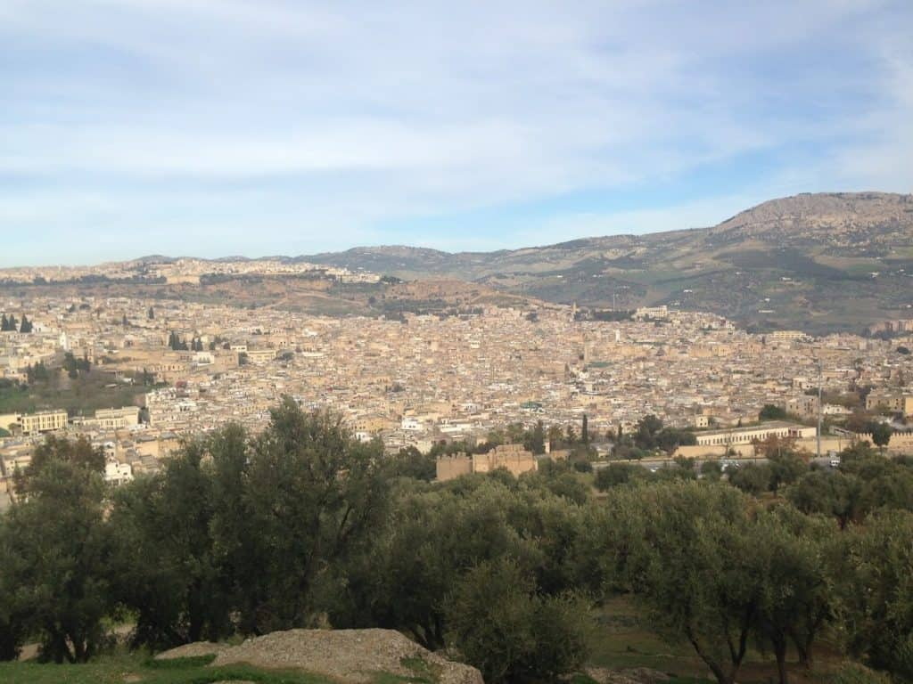 what to do in fes