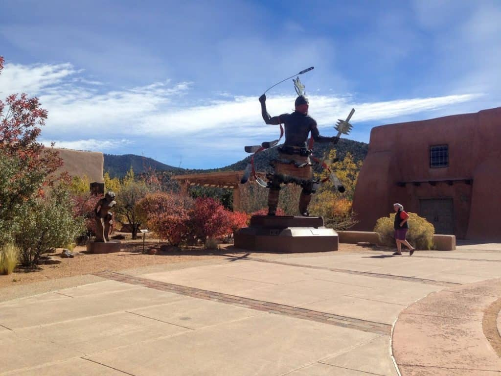 one day in Santa Fe itinerary