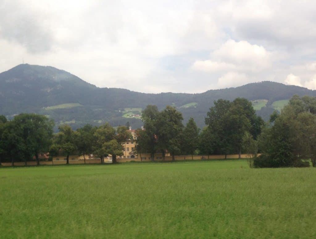 sound of music salzburg itinerary