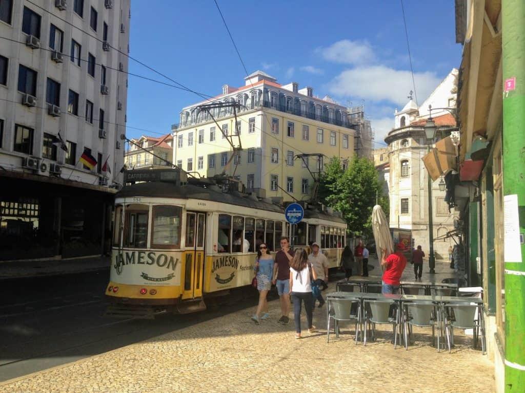 24 hours in lisbon