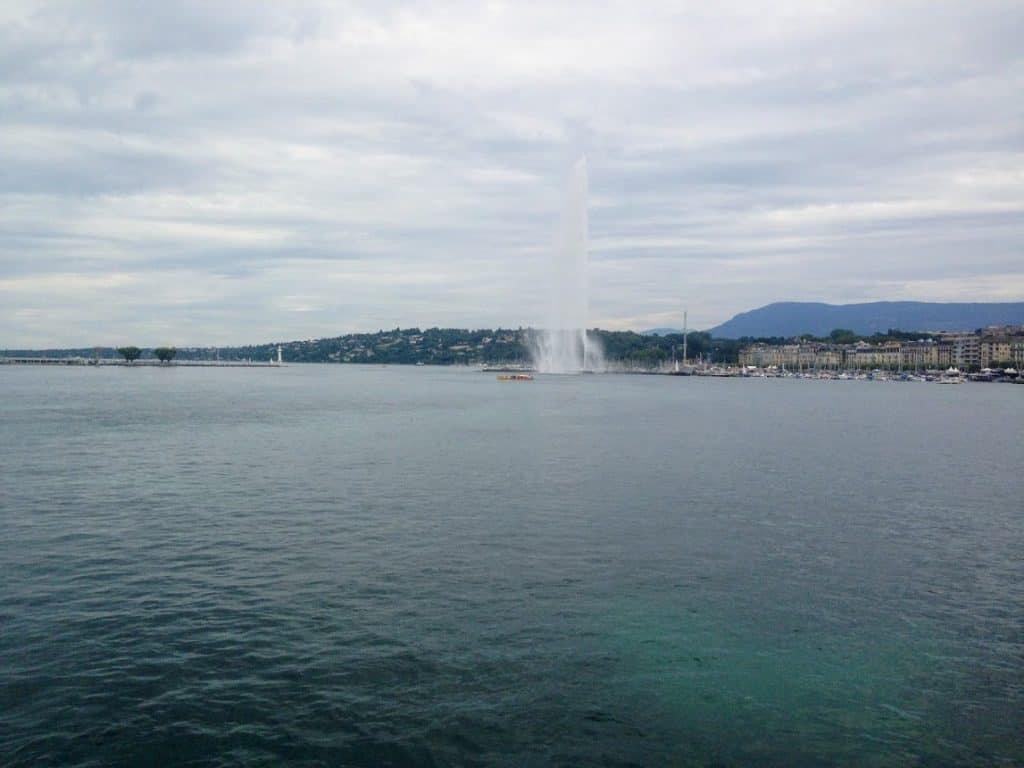 24 hours in Geneva