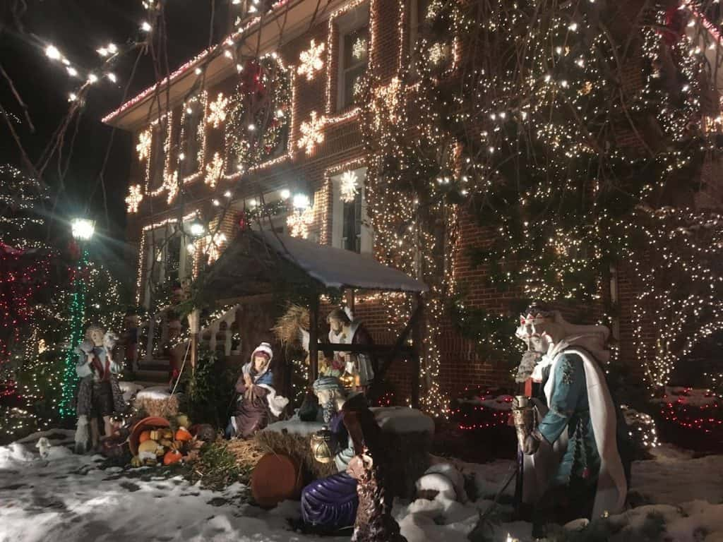 Christmas in New York City: A Perfect 24 Hours 2